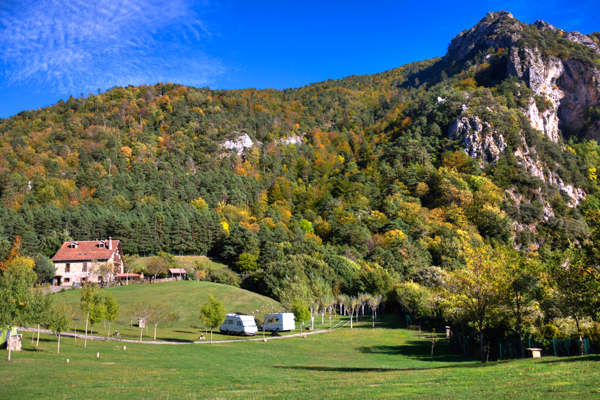 Camping Borda Bisaltico