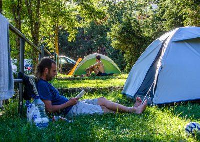 Camping Borda Bisaltico. Descanso en el Pirineo Aragonés