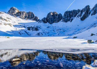 Ibón de Acherito © Foto: Aitor Borruel