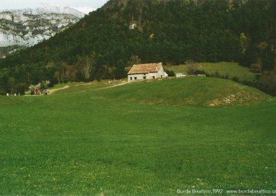 Borda Bisaltico en 1992