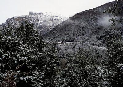borda invierno