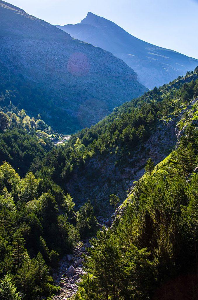 Camino a Bisaurín