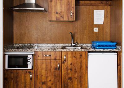 Habitaciones con cocina
