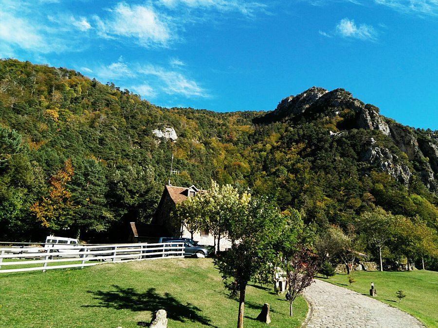 Los colores del otoño visten nuestro Pirineo