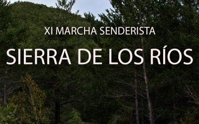 """XI MARCHA SENDERISTA """"SIERRA DE LOS RIOS"""", domingo 6 de mayo"""