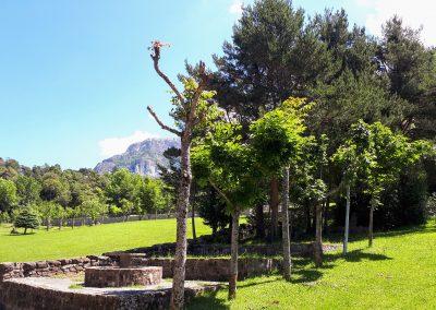 Parcelas con vistas a Agüerri