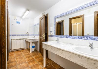 baños comunes