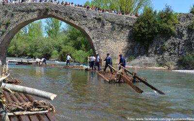 XIII Descenso de Navatas por el río Aragón Subordán. 10 mayo 2020 . CANCELADO