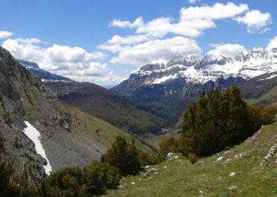 De excursion al Ibón de Acherito