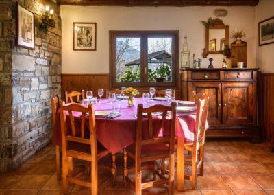 Restaurante Borda Bisaltico.