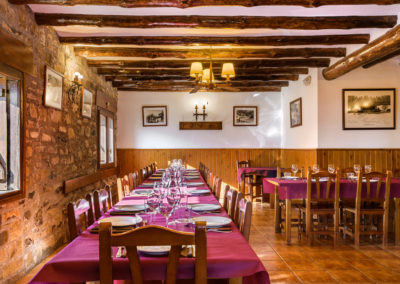 Restaurante Borda Bisaltico. Perfecto para grupos.