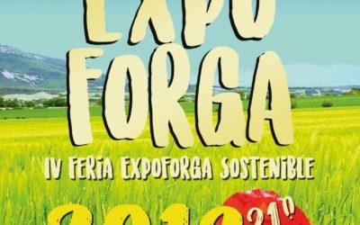EXPOFORGA 2019, 1 Y 2 DE JUNIO EN PUENTE LA REINA. LA FERIA DE LA JACETANIA.