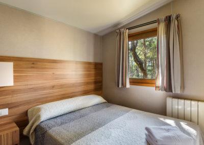 habitación bungalow