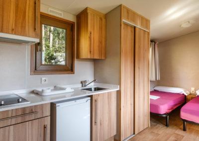 bungalow 4 plazas. nº 27 y 28