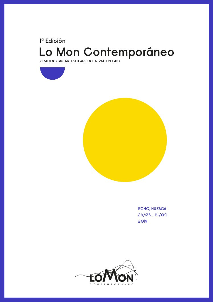 PRIMERA EDICION DEL FESTIVAL «Lo Mon Contemporáneo'. 24 y 25 de agosto en Echo