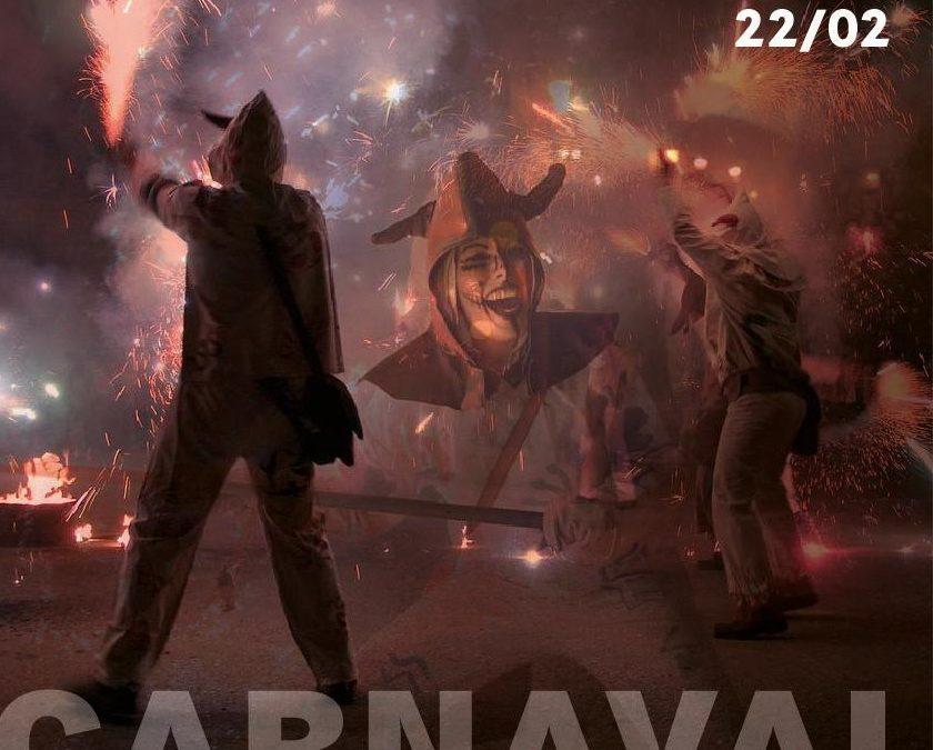 GRAN FIESTA DE CARNAVAL . ECHO 22.2.2020