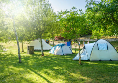 Camping familiar  Borda Bisaltico. Valle de Hecho