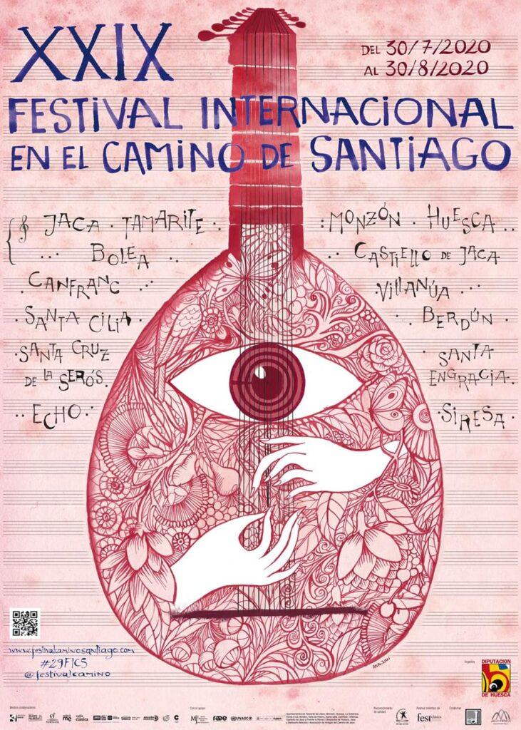 XXIX FESTIVAL INTERNACIONAL EN EL CAMINO DE SANTIAGO